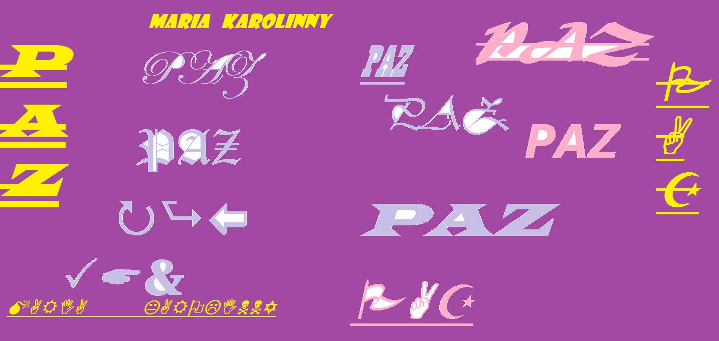 PALAVRA-KAROL
