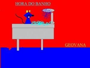 BANHO GEOVANA