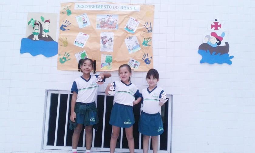 1º ano Descobrimento do Brasil (1)