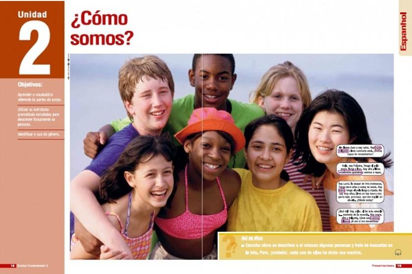 6º ano ESPANHOL Descripción persona
