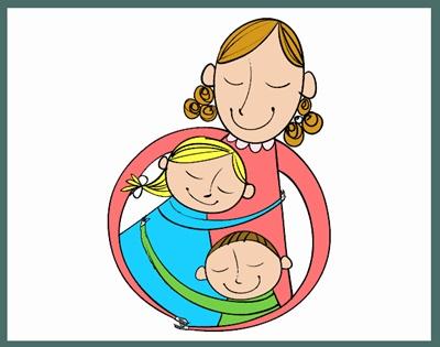 Desenho Dia das Mães