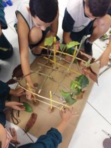 4º ano construindo uma casa (8)