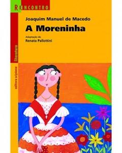 2º Bimestre  A Moreninha, de Joaquim Manuel de Macedo. Editora Ática. 96 páginas. Coleção Reencontro Literatura.