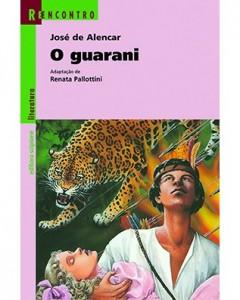 1º Bimestre  O Guarani, de José de Alencar. Editora Ática. 88 páginas. Coleção Reencontro Literatura.