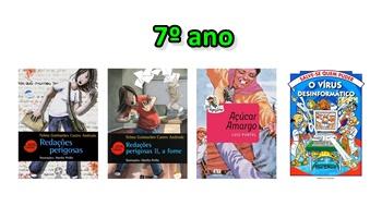 7º ano livros site