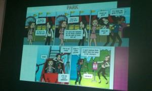 3º médio Cartoon of yourself (1)