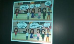3º médio Cartoon of yourself (7)