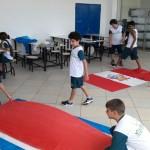 6º ano Confeccionando bandeiras (3)