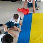 6º ano Confeccionando bandeiras (7)