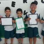 2º ano cuidando do colégio (5)