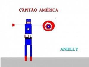 CAPITAO AMERICA ANIELLY