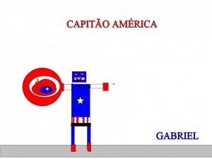 CAPITAO AMERICA GABRIEL