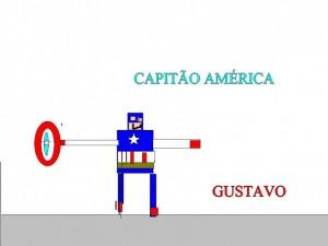 CAPITAO AMERICA GUSTAVO