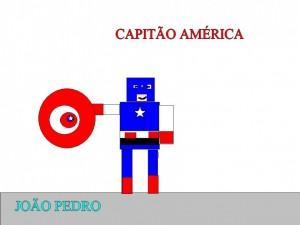 CAPITAO AMERICA JOÃO PEDRO