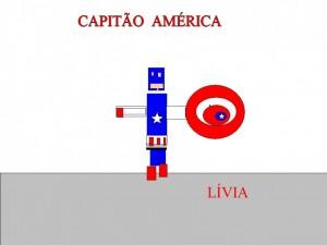 CAPITAO AMERICA LIVIA