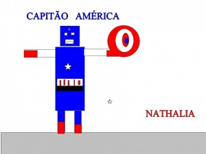 CAPITAO AMERICA NATHALIA