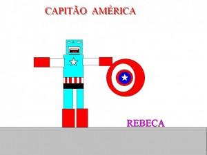CAPITAO AMERICA rebeca