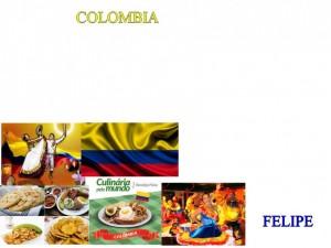 COLOMBIA FELIPE