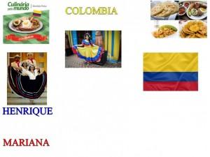 COLOMBIA HENRIQUE E MARIANA