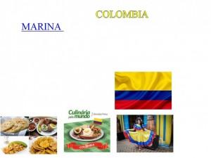 COLOMBIA MARINA