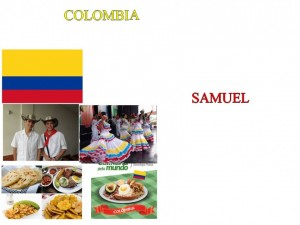 COLOMBIA SAMUEL