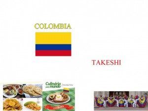 COLOMBIA TAKESHI
