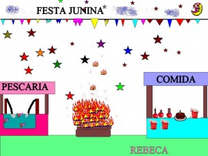 FESTA JUNIA REBECA