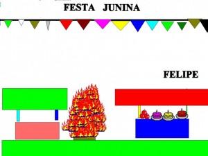FESTA JUNINA FELIPE