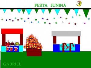 FESTA JUNINA GABRIEL