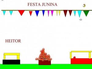 FESTA JUNINA HEITOR