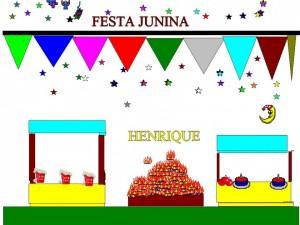 FESTA JUNINA HENRIQUE