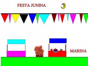 FESTA JUNINA MARINA