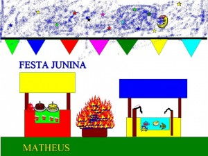 FESTA JUNINA MATHEUS