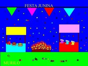 FESTA JUNINA MURILO