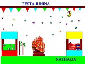 FESTA JUNINA NATHALIA