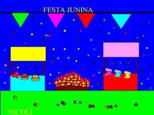 FESTA JUNINA NICOLI
