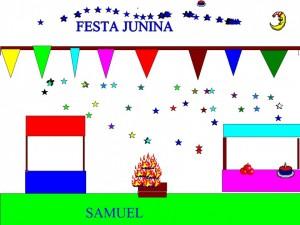 FESTA JUNINA SAMUEL