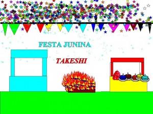 FESTA JUNINA TAKESHI