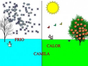 FRIO CALOR CAMILA