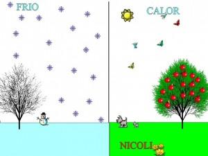 FRIO CALOR NICOLI