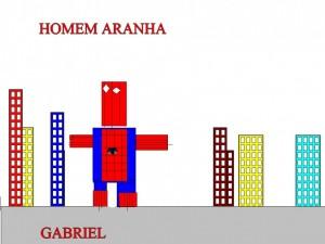 HOMEM ARANHA GABRIEL