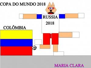 MASCOTE MARIA CLARA