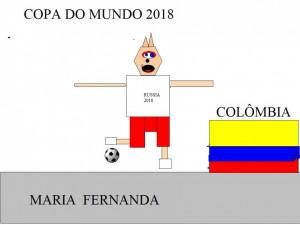 MASCOTE MARIA FERNANDA