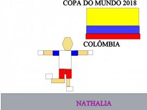 MASCOTE NATHALIA