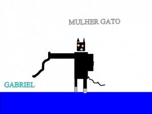 MULHER GATO GABRIEL