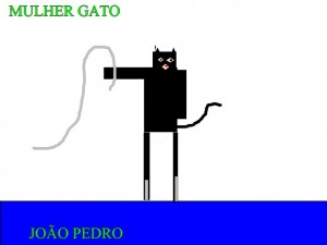 MULHER GATO JOÃO PEDRO