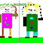 PALHAÇO CAMILA E HENRIQUE