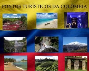 Pontos Turístico Da Colômbia MARIA CLARA e Paulo