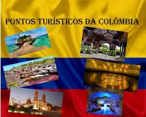 Pontos Turísticos Da Colômbia Leandro e Sophia