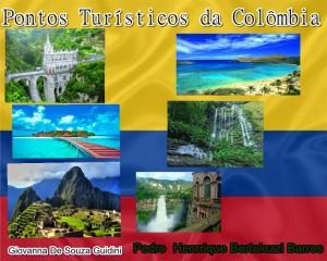 Pontos Turísticos da Colômbia (Pedro e Giovanna)